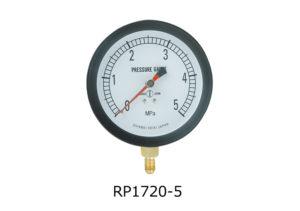 耐圧・気密検査用圧力計