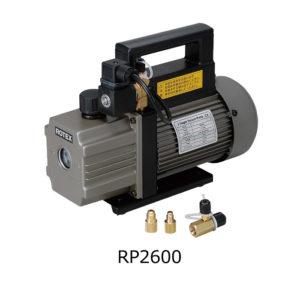 138L電磁弁付真空ポンプ