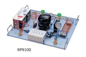 冷蔵庫タイプ REFRIGERATE CYCLE SIMULATION